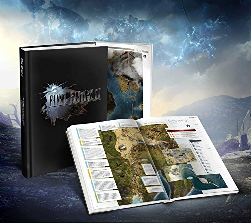 9781908172983: FINAL FANTASY XV COMPLETE OFFICIAL GUIDE COLL ED HC