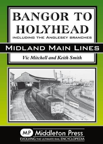 Bangor to Holyhead: Mitchell, Vic; Smith, Keith