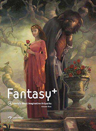 Fantasy+ 4: The Best Artworks of Fantastic Art: Vincent Zhao
