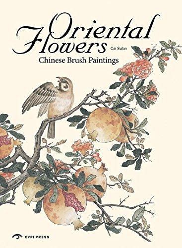 9781908175151: Oriental Flowers: Chinese Brush Paintings