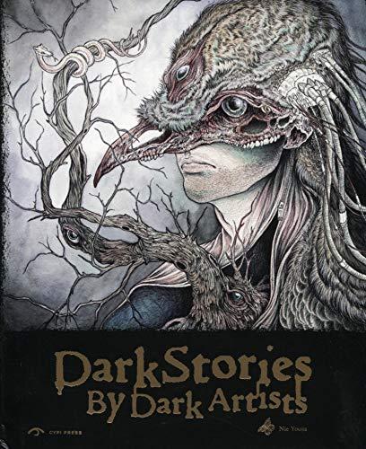 Dark Stories by Dark Artists: Nie Youjia