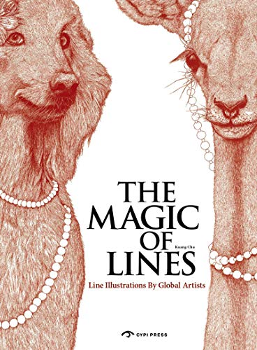 Magic of Lines: Line Illustration by Global Artists: Liu Zheng