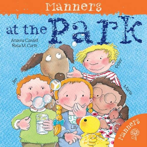Manners: At the Park: Arianna Cardel