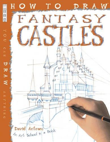 9781908177209: How to Draw Fantasy Castles