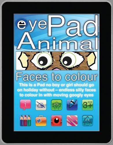 Animal Faces to Colour (eyePad)