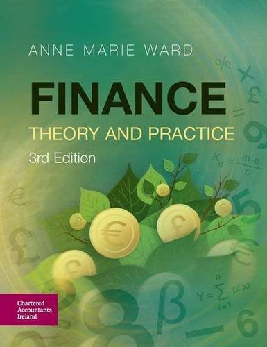 9781908199485: Finance: Theory and Practice