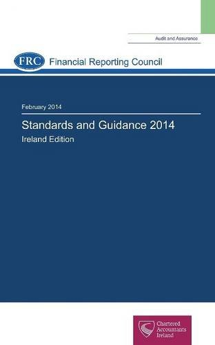 FRC Standards and Guidance 2014 (Paperback): Chartered Accountants Ireland