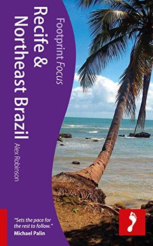 9781908206039: Recife & Northeast Brazil Footprint Focus Guide [Idioma Inglés]