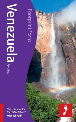 9781908206176: Venezuela (Footprint Focus) (Footprint Focus Guide)