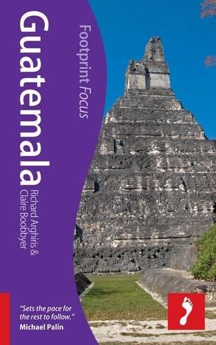 9781908206237: Guatemala (Footprint Focus)