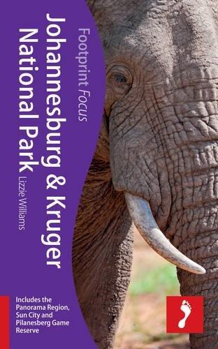 9781908206336: Johannesburg & Kruger National Park (Footprint Focus)
