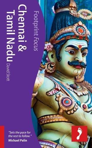 9781908206398: Chennai & Tamil Nadu (Footprint Focus)