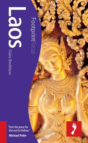 9781908206886: Laos Footprint Focus Guide