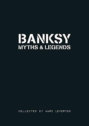 9781908211019: Banksy. Myths & Legends (Carpet Bombing Culture)