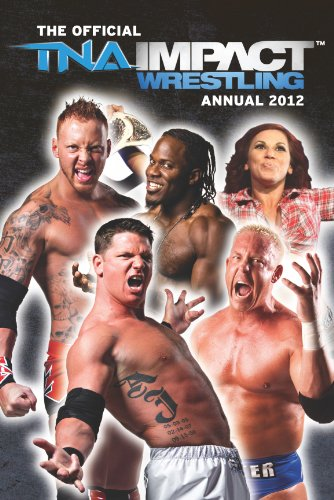 9781908221490: Official TNA Wrestling Annual 2012