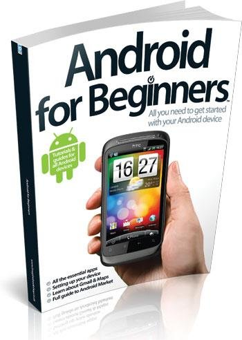 9781908222121: Android For Beginners (For Beginners)