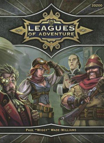 9781908237019: Leagues of Adventure