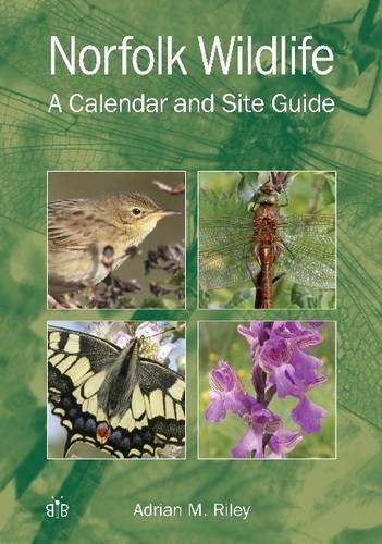 Norfolk Wildlife: Riley, Adrian M.