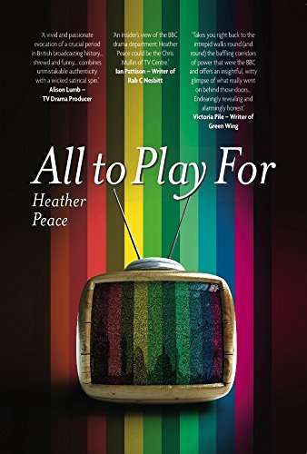 All to Play For: Heather Peace