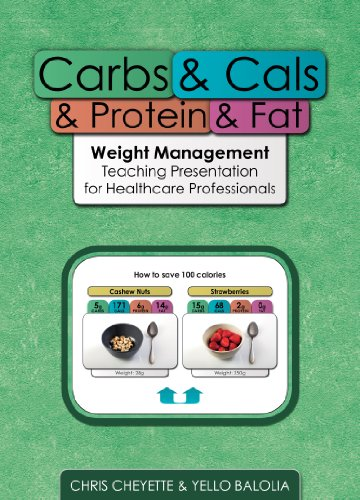 Carbs & Cals & Protein & Fat: Weight Management Teaching Presentation for Healthcare ...