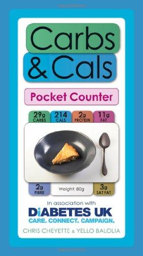 9781908261076: Carbs & Cals Pocket Counter