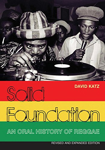 9781908279309: Solid Foundation: An Oral History of Reggae