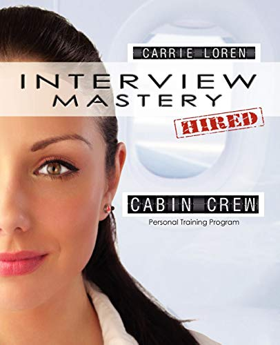 9781908300003: Interview Mastery Cabin Crew - Personal Training Program