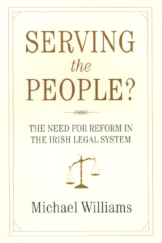 Serving the People?: The Need for Reform: Michael Williams