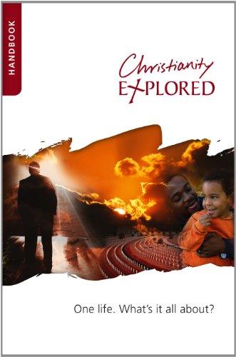 9781908317919: Christianity Explored - Handbook
