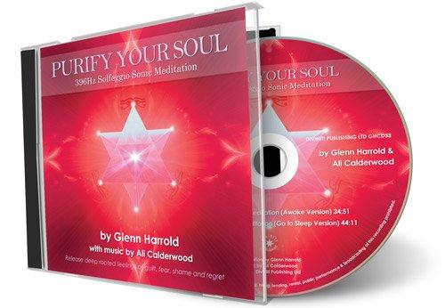 396Hz Solfeggio Meditation - Releasing Guilt and Fear (Purify Your Soul): Glenn Harrold