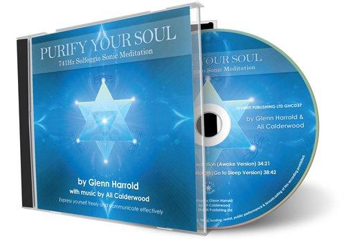 9781908321077: 741Hz Solfeggio Sonic Meditation - Expression & Communication (Purify Your Soul)