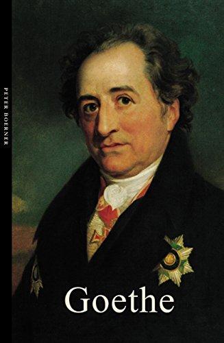 Goethe (Life & Times): Boerner, Peter