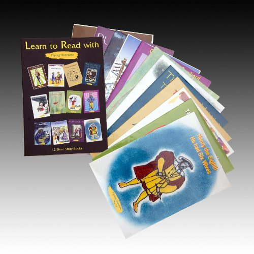 9781908325129: Learn to Read with Flying Starters: 12 Short Story Books