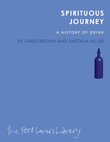 9781908337092: Spirituous Journey: A History of Drink (The Food Lovers' Library)