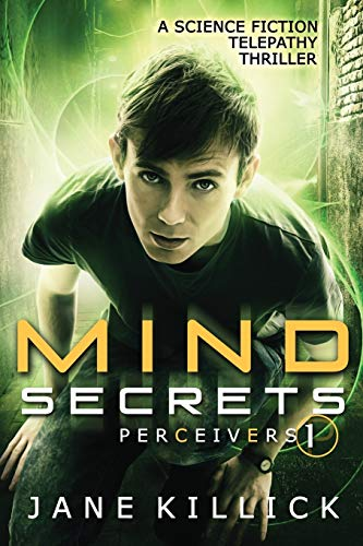 9781908340191: Mind Secrets: A Science Fiction Telepathy Thriller (Perceivers) (Volume 1)