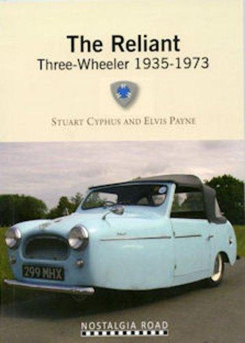 9781908347022: The Reliant Three-Wheeler 1935-1973