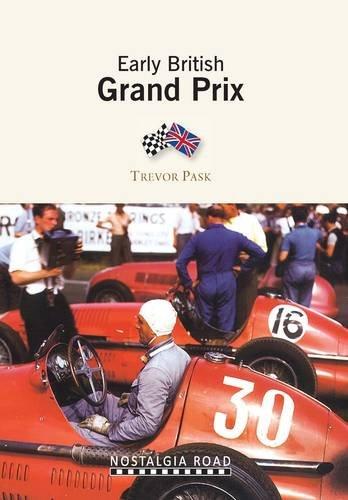Early British Grand Prix (Nostalgia Road): Trevor Pask