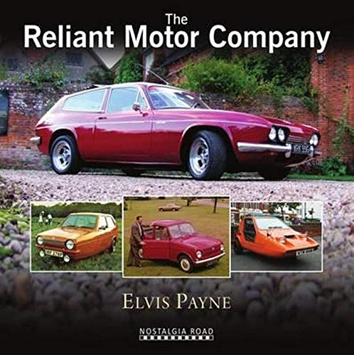 9781908347367: The Reliant Motor Company