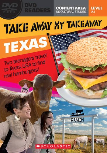 9781908351029: Take Away My Takeaway: Texas (DVD Readers)