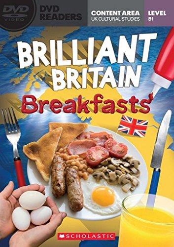 9781908351043: Brilliant Britain: English Breakfasts (DVD Readers)