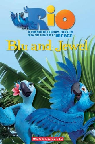 9781908351074: Rio: Blu and Jewel (Popcorn Readers)