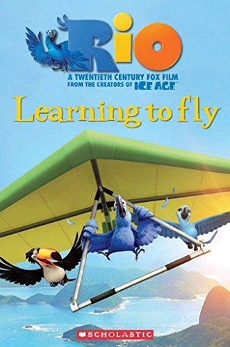 9781908351104: Rio: Learning to fly (Popcorn Readers)