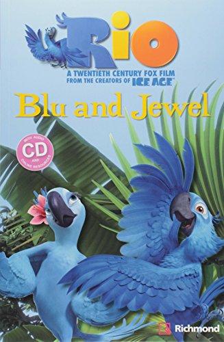 9781908351258: Rio Blu and Jewel Audio Richm