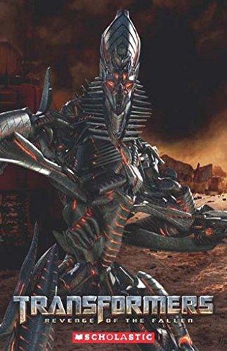 9781908351463: Transformers: Dark of the Moon (Scholastic Readers)