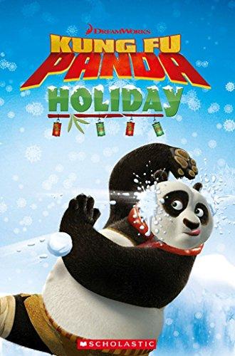 Kung Fu Panda Holiday (Popcorn Readers): BEN SHE.YI MING