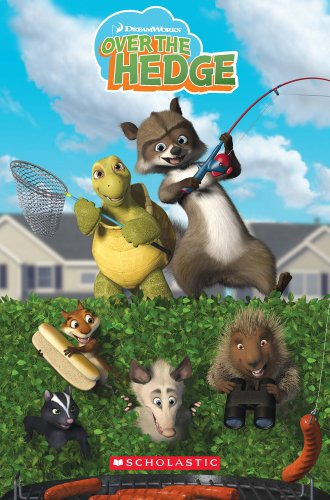 Over the Hedge (Popcorn Readers): Davis, Fiona