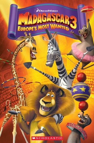 9781908351616: Madagascar 3 (Popcorn Readers)