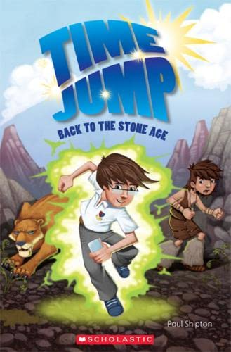 9781908351630: Time Jump: Back to the Stone Age (Popcorn Readers)