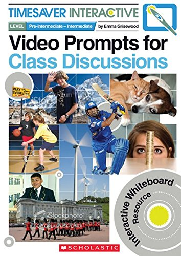 9781908351685: Timesaver Interactive. Videoprompts For The Class Discussion