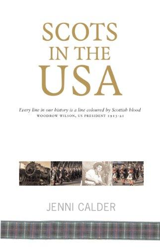 Scots in the USA (Paperback): Jenni Calder